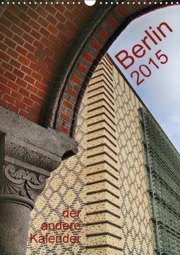 Kalender Berlin hoch front