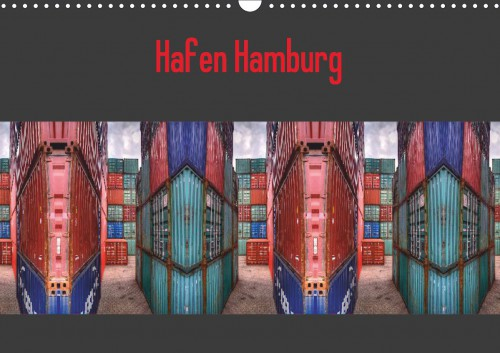 Kalender H H quer Titel