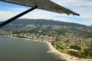 Vancouver by plane 006