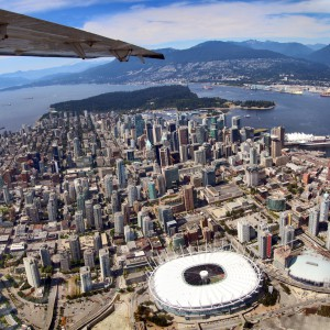 Vancouver by plane 009