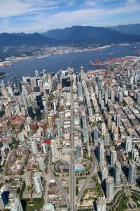 Vancouver by plane 010